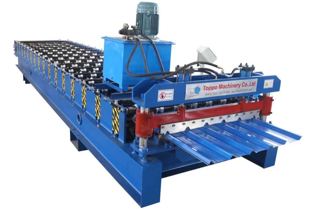 IBR panel machine