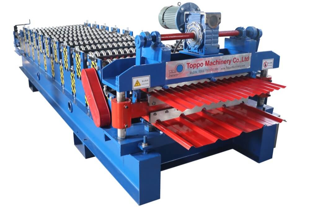 Roll Forming Machine Toppomachinery